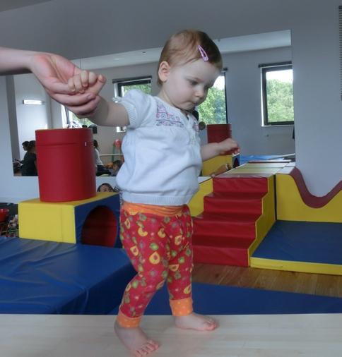 Eltern-Kind/Großeltern-Enkelkind Turnen