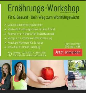 Ernährungs-Workshop