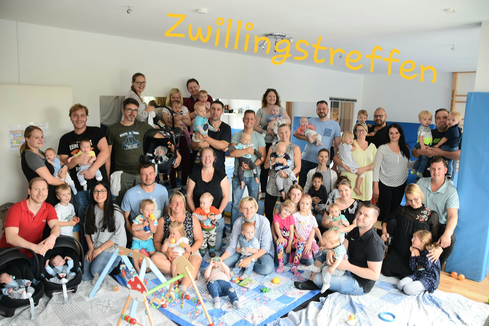 Zwillingstreffen August 2019